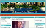 Rotary Club of Boston, USA